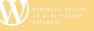 WordPress同じサーバー内の別ディレクトリに引越し〜テスト環境から本番環境へURL変更〜